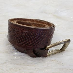 Levi's Full Grain Cowhide Belt